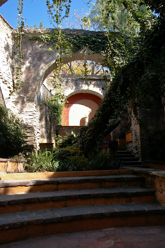 Ex-Hacienda San Gabriel de Barrera