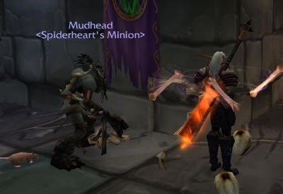 Spiderheart and Mudhead