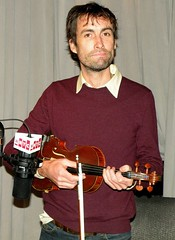 Andrew Bird on Soundcheck