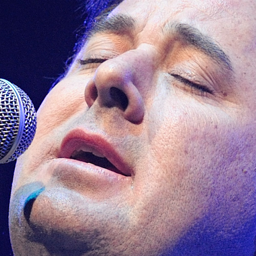 Vince Gill 100% Crop Sample