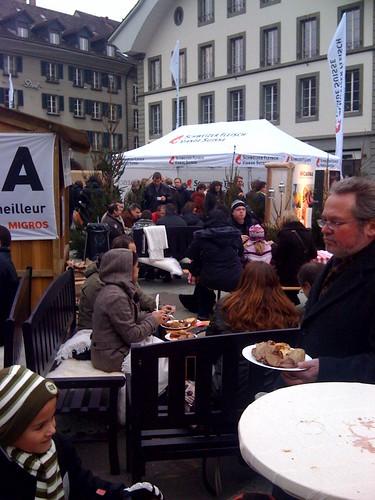 Foto zum Wochenende: Wintergrillfest 2009