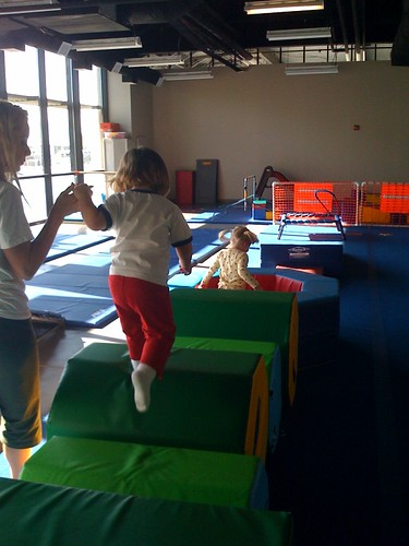Mason gymnastics