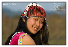 Lisu Princess, India (Arif Siddiqui) Tags: costumes girls people india colors beauty fashion festival portraits glamour colorful traditional models tribal east hills dresses tribes local miao ethnic northeast cultures arif arunachal dances lisu namdapha tribals siddiqui lisaw india jairampur north attires unknownfaces pradesh arunachal