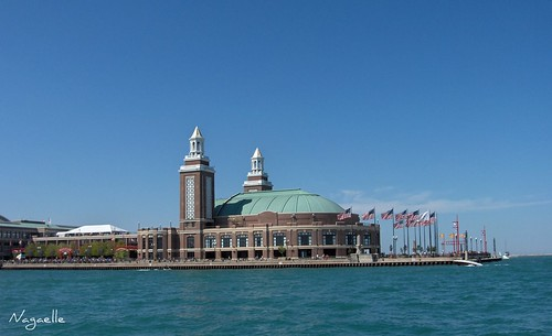 Chicago, Navy Pier, nagaelle