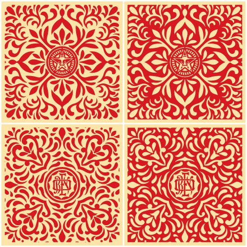 obey japanese fabric patterns