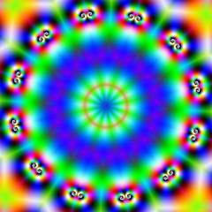 Mandala (Marco Braun) Tags: color art circle spiral kunst mandala marco colored colourful braun psychedelic coloured farbig bunt mucho spirale cercle kreis kaleidoskop psychedelisch spirali kaleidoscop couleures kaleidoscopesonly