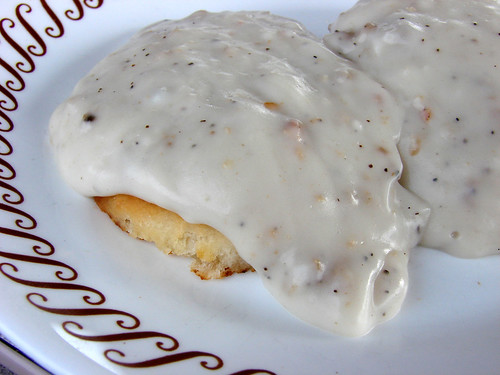 WH Biscuit and Gravy