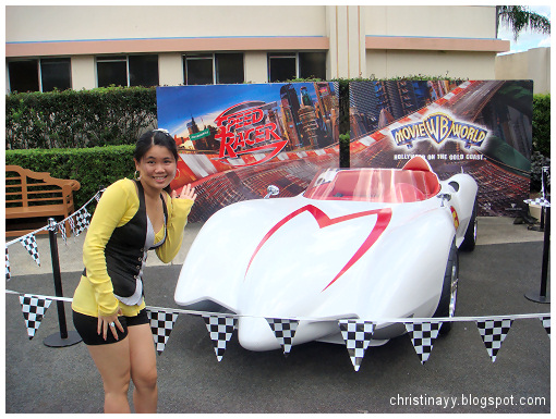 Warner Bros Movie World: Speed Racer