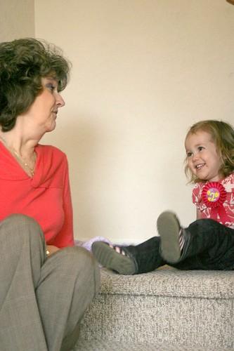 Grandmother and Carolina