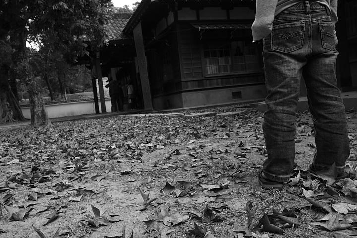 嘉義市史蹟資料館(黑白)16
