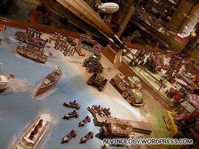Battleships toys
