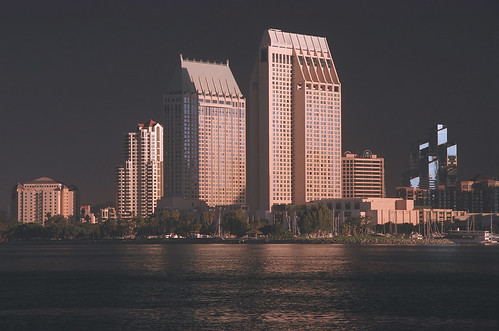 Downtown SD (Hyatt Manchester)