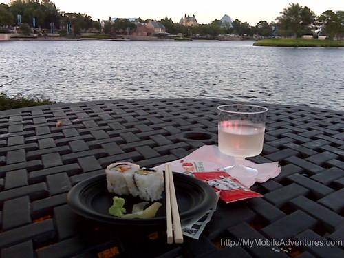 IMG00802-EPCOT-Japan-Sushi-Sake
