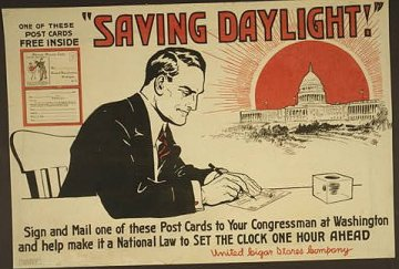 Daylight Saving