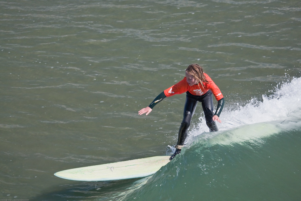 Sierra Emrick, 5th Place Longboard Division - (from a set of 142 images, representing the