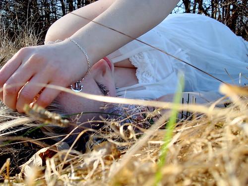 Lie in the grass 03