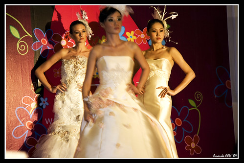 Bridal Gown Model 2