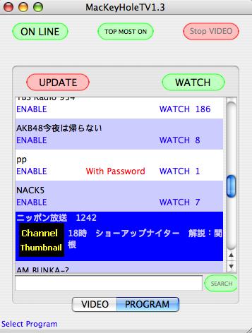 KeyHole TV