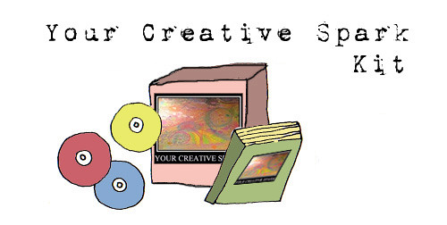 Your Creative Spark – discount code