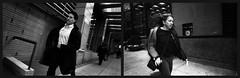 20090330-07+12w (irq506) Tags: seattle street leica people urban blackandwhite bw usa black sexy classic film face hydrant concrete person photography concentration blackwhite shoes thought image serious metro pavement parking pillar grain streetphotography photojournalism documentary rangefinder streetscene humour symmetry scan sidewalk negative lamppost human shade commute civic epson hp5 streetphoto manhole cracks rodinal sell curb footpath somewhere contemplate m6 markings sincere leicam6 elmarit v700 heliopan epsonv700 rodinol 24mmelmaritm elmaritm devtank irq506