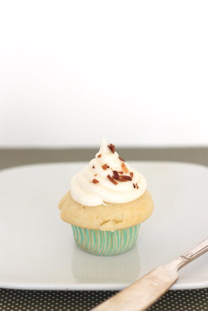 Coconut Cupcakes [seul]