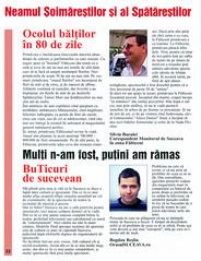 9 Aprilie 2009 » Bogdan BESLIU în Revista Top Magazin