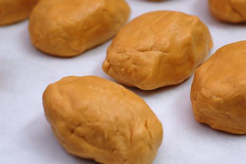 Grandma's Peanut Butter Eggs