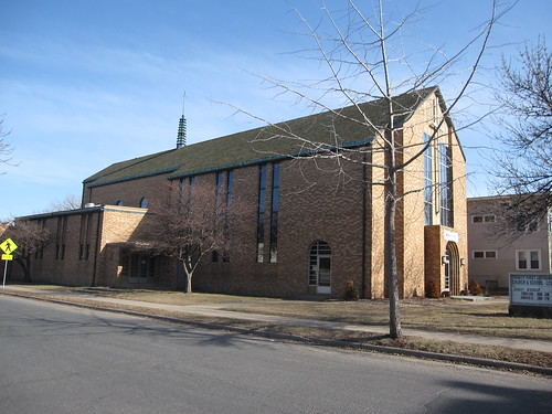 Trinity First Lutheran Church and School