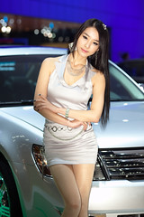 Seoul Motor Show 17 (mrsoeil) Tags: show asian model korea racing seoul motor kintex