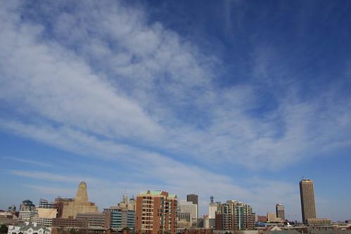 Buffalo, NY Downtown Skyline - (April 17th, 2009) by you.