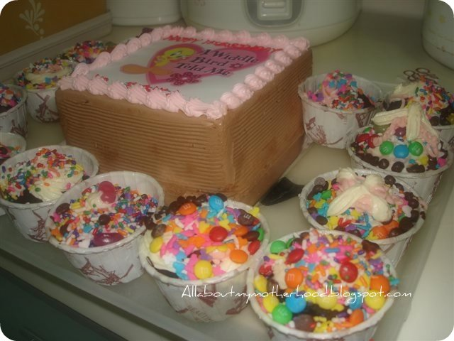 Birthday Cupcakes - Part II