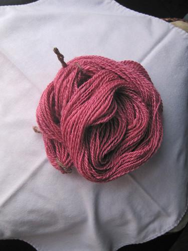 Romney Pink FoxHillFarm 2