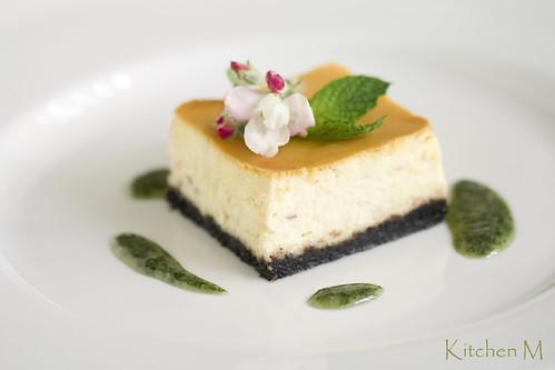 Sakura Cheesecake