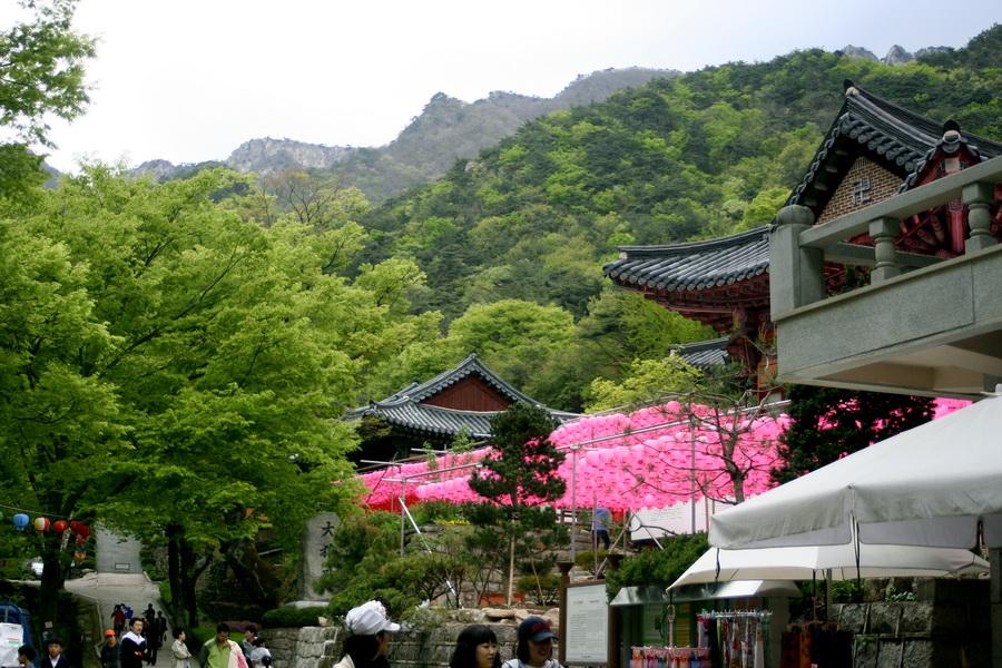 Donghaksa Temple