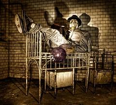 Stasimans Nightmare (Batram) Tags: abandoned hospital decay urbanexploration infiltration sanatorium frontpage hdr trespassing urbex beelitz batram heilsttten veburbexthuringia stasimann stasiman