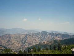 View from Kufri, Shimla (exploring myself..) Tags: sky nature landscape photography shimla hills kufri raman sharma savebeautifulearth