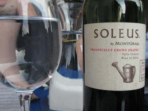 Soleus Organic Wine