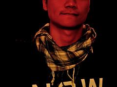 profile (ray chan) Tags: home hongkong ray may checkers 2009 blackorwhite lx3