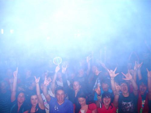 Crowd @ Musichalle