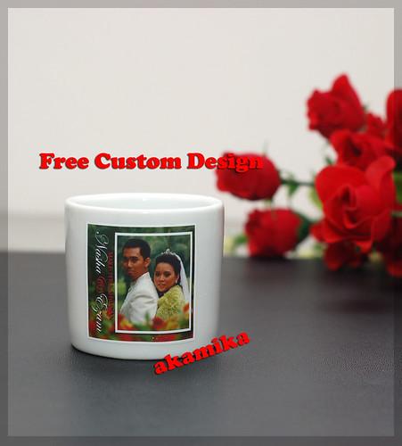 Cetak gambar/design atas mug, pinggan atau gift 3504208983_4f4a9653ce