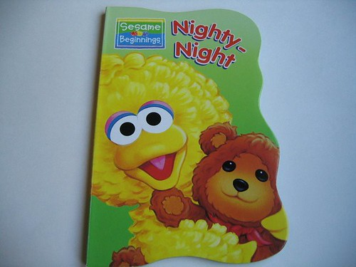 Sesame Beginnings Nighty Night by Sesame Street
