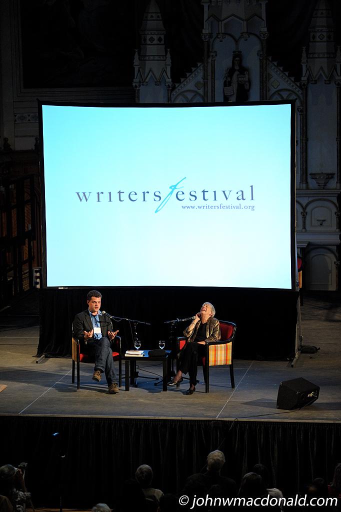 Ursula K. Le Guin in Ottawa
