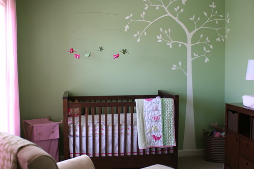 nursery chat Trouble choosing a hue don't turn santa fe red with frustration we asked pros to share their baby-room picks ps if you're concerned about fumes, you can get the.