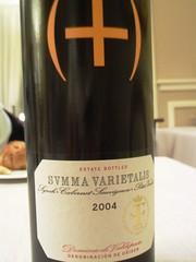 Summa Varietalis 2004 con D.O. Dolminio de Val...