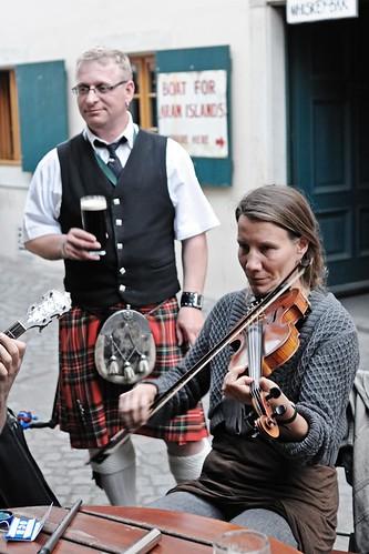 Schottisch-Irisches Hoffest in der Schmiede Altkötzschenbroda - Samstag