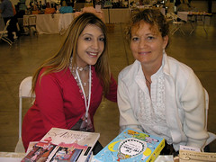 Me and Jill at our Signing!