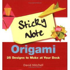 Amazoncom Customer reviews Sticky Note Origami 25
