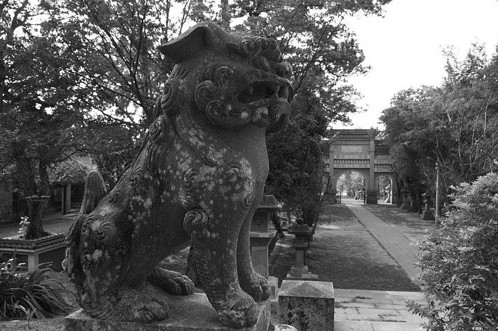 嘉義公園史蹟資料館、忠烈祠22
