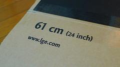 LG電子 W2453V