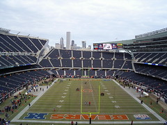 Soldier Field (boilerTFup) Tags: chicago game field tampa soldier bay football tampabay stadium bears nfl chicagobears buccaneers nfc soldierfield bucs